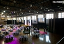 Events, Columns Society Gala, Brewer Fieldhouse, David Freyermuth, Set Up, Detail