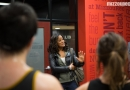 Clark's Boxing Gym, Laila Ali, Conway, Jordan Liekweg, Event, Celebrity