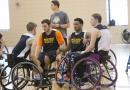 Wheelchair basketball, camp, north src, jordan liekweg, Summer 2016