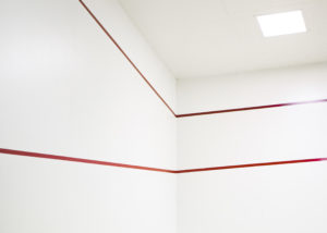 McKenna Blair, raquetball, courts, paint, new, upgrade